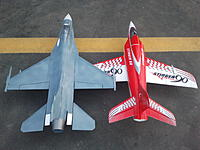 Name: Freewing 90mm F-16 Prototype Top View.jpg
