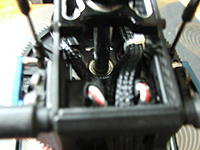 Name: DSCF0884.JPG Views: 96 Size: 949.6 KB Description: front of heli excess servo wire is tucked down front of servos between them and battery mount