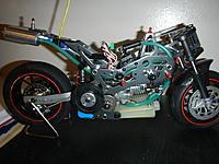 thunder tiger 1 5 scale ducati 999r testastretta nitro rc groups rh rcgroups com Ducati 998RS Ducati Dealers Michigan