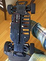 Name: IMG_20130227_143854.jpg Views: 57 Size: 160.3 KB Description: Notice the bottom of chassis, for daily bashing, should I use some cover over that motor area to prevent small rocks get in to it?