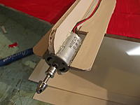 Name: RC Foamy DC-3 Twin Engine Home Made (27).jpg Views: 80 Size: 96.2 KB Description: GWS Brushed motors