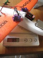 Name: IMG_2194.jpg Views: 1663 Size: 35.6 KB Description: With the LiPo in a slot, balancing will be easier.