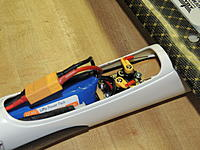 Name: 2016-10-31 15.14.50.jpg Views: 278 Size: 741.9 KB Description: Battery installed ready for the 'lid' to go on.
