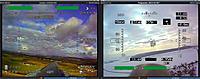Name: Vergleich.jpg Views: 599 Size: 162.4 KB Description: Video compare Feiyu/Pitlab OSD