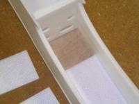 Name: Pdrm1243.jpg Views: 1019 Size: 92.6 KB Description: First insert and glue the 1/64 plywood