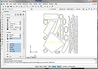 Name: Opened in Draftsight for printing.jpg Views: 375 Size: 140.4 KB Description: Nested parts ready for printing