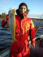 Name: zz3_fishing.jpg Views: 79 Size: 59.1 KB Description: Sea Trout, 4.9 lb, Dec 2011
