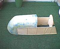 Name: kroppmednese.jpg Views: 432 Size: 15.2 KB Description: Fuselage made of 1,5 mm ply with 1,5*5 mm spruce, and 2 bulkheads.