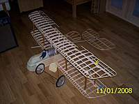 Name: DH 2 110108.jpg Views: 534 Size: 53.5 KB Description: Most of the wood work done.