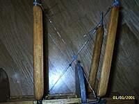 Name: Wire.jpg Views: 428 Size: 106.9 KB Description: Strut wire under construktion.