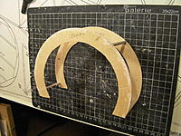 Name: SANY5165.JPG Views: 54 Size: 629.9 KB Description: Making two ribs with some balsa for spacing.