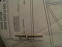 Name: SANY5168.JPG Views: 63 Size: 592.1 KB Description: Soldier together the rudder/elevator tubes.