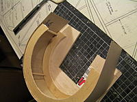 Name: SANY5169.JPG Views: 59 Size: 629.7 KB Description: Gluing on the 0,4 mm ply.