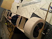 Name: SANY5171.JPG Views: 67 Size: 637.1 KB Description: A test fit of the motor cowling.