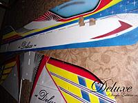 Name: RemiBrault.jpg Views: 414 Size: 57.4 KB Description: Remi Brault from France custom paint job on Deluxe.