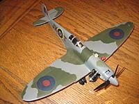 Name: 2011-12-21 Spitfire Fly'Em Plane 005.jpg Views: 26 Size: 204.1 KB Description: