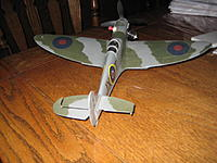 Name: 2011-12-21 Spitfire Fly'Em Plane 001.jpg Views: 27 Size: 176.8 KB Description: