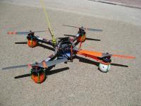 Name: IMG_0219s.jpg Views: 534 Size: 97.3 KB Description: The X-3D X-Base X-BL X-CSM Quadrocopter w/landing rack mod