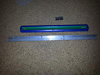 Name: 20150219_112947.jpg Views: 337 Size: 1.21 MB Description: Aluminum bar with grooves cut, ready to be bent
