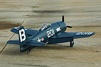Name: DSC_0461.jpg Views: 129 Size: 626.5 KB Description: Eleven Hobby F8F-2 Bearcat