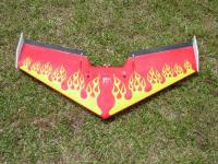 Name: 40_Demon.jpg Views: 2688 Size: 133.7 KB Description: Finished wing with outrunner motor mount.