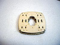 Name: 10 - xRotor IFrame.jpg Views: 262 Size: 88.7 KB Description: This is where my flight control board will mount.
