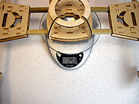 Name: 17 - xRotor IFrame.jpg Views: 335 Size: 132.8 KB Description: weight in GRAMS 258