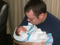 Name: Ben Beriswill - Birth and Hospital 077.jpg Views: 107 Size: 78.9 KB Description: Same head, same hair - it's his alright.