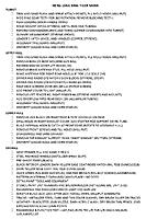 Name: HL King Tiger Build 008.jpg Views: 137 Size: 634.0 KB Description: The LIST - documenting things to do and not forget, and letting my OCD drive completion