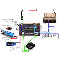 rctimer f1000 octocopter build - page 75 - rc groups apm 2 5 wiring diagram revo 2 5 wiring diagram #4