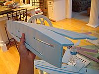 Name: Mirage 2000 B build 023.jpg Views: 72 Size: 181.1 KB Description: basic construction