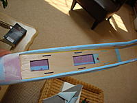 Name: Mirage 3 003.jpg Views: 67 Size: 162.2 KB Description: tray after being glued in