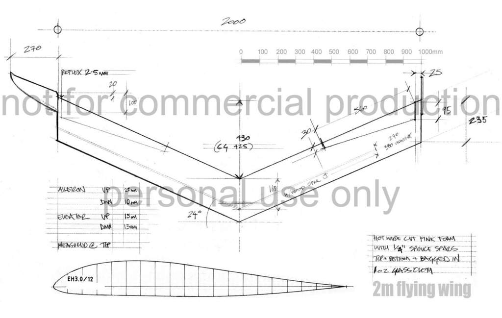 Name: 2m wing sm.jpg Views: 1,070 Size: 49.4 KB Description: not for commercial production without prior agreement, contact me for wing twist if you're considering building one