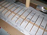 Name: gw5.jpg Views: 590 Size: 105.8 KB Description: Hardwood center wing bolt mount epoxied in place. I'll use either fiberglass tape or extra kevlar to make sure it stays in place.