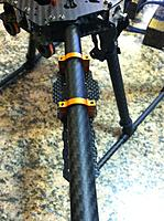 Name: IMG_1653.jpg Views: 667 Size: 143.5 KB Description: Old 650 motor mounts rehab'ed as battery mounts