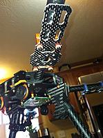 Name: IMG_1655.jpg Views: 725 Size: 127.0 KB Description: Old 650 motor mounts rehab'ed as battery mounts