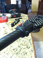 Name: IMG_1659.jpg Views: 722 Size: 122.4 KB Description: Added screw to secure new motor mount.