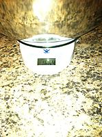 Name: IMG_1670.jpg Views: 666 Size: 162.0 KB Description: Weight minus LiPo's and props.