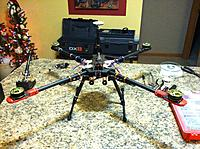 Name: IMG_1675.jpg Views: 981 Size: 304.1 KB Description: Everything minus props, fpv cam and LiPos.