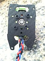 Name: IMG_1668.jpg Views: 482 Size: 123.7 KB Description: Motor mounts with holes enlongated and wire relief cut-out.