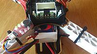 Name: 2013-08-17 12.29.11 (Medium).jpg Views: 133 Size: 124.3 KB Description: Lipo alarm on rear left arm