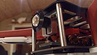 Name: 2014-03-28 22.12.02 (Medium).jpg Views: 110 Size: 188.4 KB Description: Made a mount for the 3W LED headlight