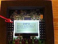Name: 2014-05-17 09.58.52 (Medium).jpg Views: 99 Size: 188.8 KB Description: Flashed the board with RC911 v1.6++ rev. 3
