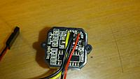Name: 2014-08-14 01.45.59 (Medium).jpg Views: 35 Size: 188.8 KB Description: Soldered on an extra lead for earth to video