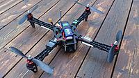 Name: 2014-08-14 16.36.58 (Medium).jpg Views: 42 Size: 410.9 KB Description: The F450 ready for flight