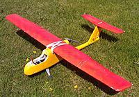 Name: old Skywalker.jpg Views: 98 Size: 327.3 KB Description: My old Skywalker setup for  downward aerial photography