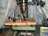 Name: DSCF0022a.JPG Views: 48 Size: 207.5 KB Description: The frame in the drill press.