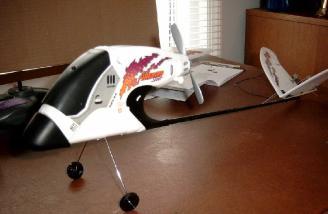Landing gear, what a novel idea!