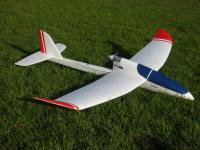 Name: Uhu 002.jpg Views: 525 Size: 125.1 KB Description: Sitting pretty in the late afternoon sunshine after maiden flight