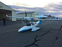 Name: Skigull in front of hanger.jpeg